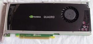 Details about Apple Mac Pro NVIDIA QUADRO 4000 2GB - H  Sierra- Mojave-  7970,7950 680