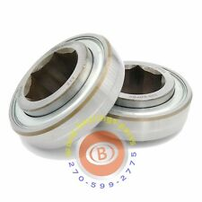 2x 207KRRB12 Agricultural Ag Bearing Farm Equipment FREE SHIPPING HPS102GPE