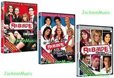 Rebelde - Season 3 (DVD, 2007, 3-Disc Set)