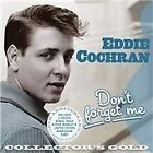 Eddie Cochran - Don't Forget Me (Collector's Edition, 2008)