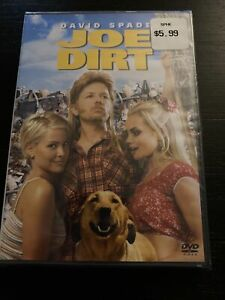 Joe Dirt [New DVD] Full Frame, Repackaged, Subtitled, Widescreen, Ac-3