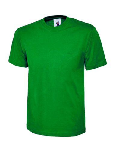 """5 x Mens T-shirts taille 4XL Poitrine 54/"""" 100/% Coton Pack XXXXL Uni 5 Pack Offre"""