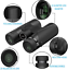 thumbnail 4 - VOROME 12x42 Roof Prism Binoculars for Adults, HD Professional Binoculars for &