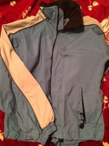 Snowboard Kvinders Coat; Lyseblå EUC Medium Gear Ventiler; Bridger Side OBpwdxFOq