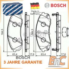 4 Bremsbelagsatz Scheibenbremse Bosch 0986494377 für Hyundai Kia Vorderachse