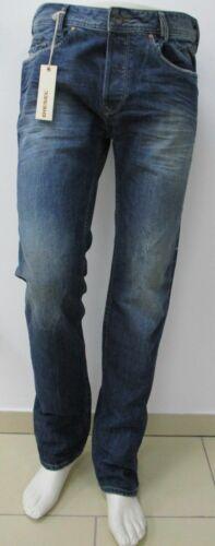 Diesel Jeans IAKOP Wash 0885R Herren Hose Regular Slim-Tapered Blau