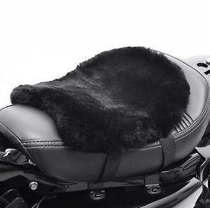 Fell Sitzauflage motorrad fell sitz auflage tourtecs m komfortkissen schaffell für