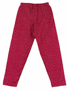 JACADI-Girl-039-s-Affoler-Lacquered-Red-White-Straight-Trousers-Size-8-Years-32-NWT