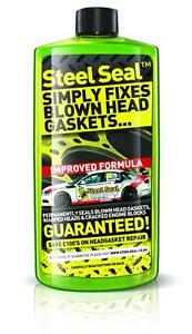 Steel-Seal-Head-Gasket-Block-Repair-Fix-Permanent-Cooling-System-Cracked-Sealer