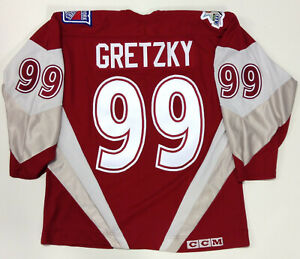 WAYNE-GRETZKY-1999-NEW-YORK-RANGERS-CCM-ALL-STAR-MVP-JERSEY-SIZE-XL