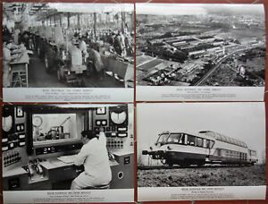 renault lot 4 photos de presse 1962 usine du mans rueil choisy le roi tracteurs ebay. Black Bedroom Furniture Sets. Home Design Ideas