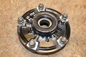 Yamaha-YZF-R6-RJ03-2001-2002-Kettenradtraeger-Kettenradaufnahme