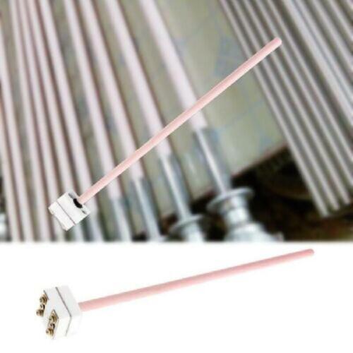 225mm WRP-100 S-type Platinum Rhodium Thermocouple Temperature Sensor Probe Head
