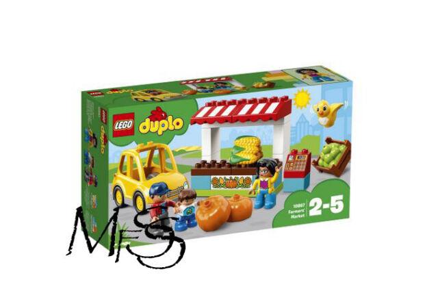 LEGO 10867 Duplo Farmers Market  *  Brand New