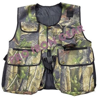Jungle L,XL,XXL Hawking Hunting Wild Vest Falconry Codura Vest