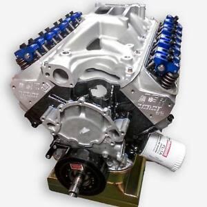 Details about 427 Small Block Ford Custom Stroker Engine 351 Windsor AFR  Edelbrock 550HP