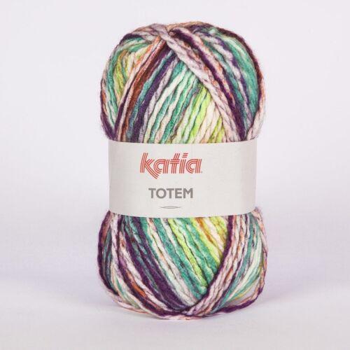 302 VIVOS TOTEM von Katia - 100 g // ca 100 m Wolle