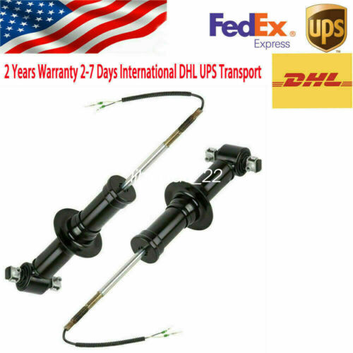 1 Pair Front Shock Absorbers for Cadillac Escalade Magnetic 2015-2019 84176631