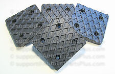 SQUARE Rubber Pads for BENWIL Model TP-45 & TP-9 / Set of 4  - IN STOCK