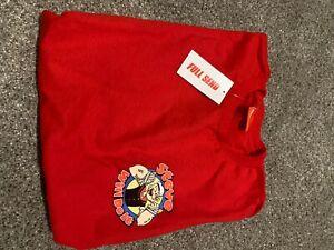 Nelk Boys Stevewilldoit Original Full Send Shirt Popeye Edition Rare Medium Ebay Buy and sell authentic full send streetwear on stockx including the full send stevewilldoit power hat black from fw20. ebay