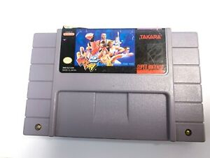 Fatal-Fury-2-SNES-Super-Nintendo-Game-Tested-Working-amp-Authentic