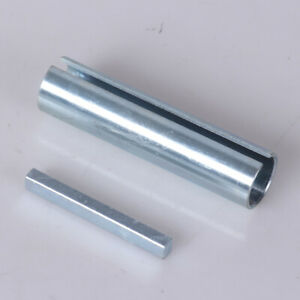 """5//8/"""" to 3//4/"""" Shaft Adapter Pulley Bore Reducer Sleeve Bushing /& Keystock"""