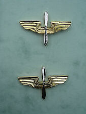 US Army Air Corps Lapel Badges Copy