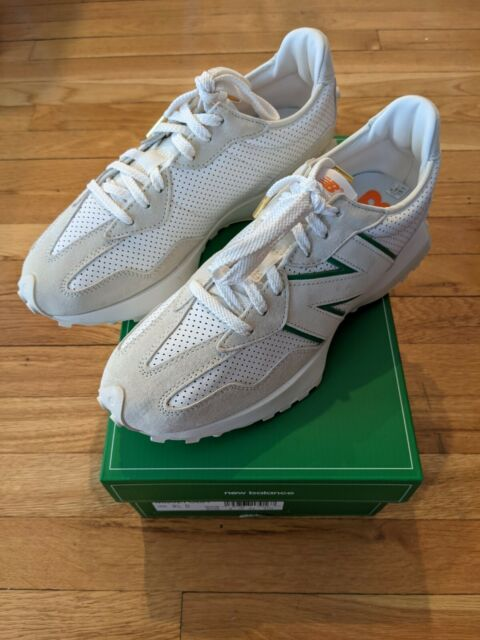 New Size 9.5 - DS New Balance 327 x Casablanca Idealiste Green 2020