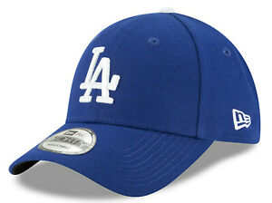 LOS-ANGELES-LA-DODGERS-ROYAL-HOME-NEW-ERA-9FORTY-STRAPBACK-940-DAD-HAT-CAP-NEW