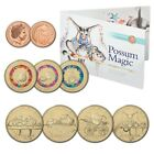 2017 SET OF 8 POSSUM MAGIC COINS $1 & $2 UNCIRCULATED COINS 1 CENT COIN SET RAM