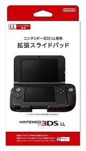 Nintendo-3ds-XL-Ll-Erweiterung-Rutsche-Polster-Kreis-Polster-pro-Befestigung