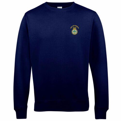 HMS Nottingham embroidered Sweatshirt