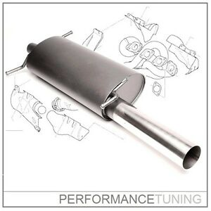 Echappement-Silencieux-VW-GOLF-1-CABRIO-diam-70mm-Homologue