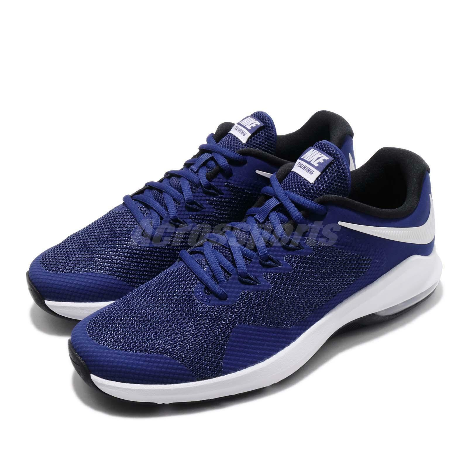 Nike Air Max Alpha Trainer Deep Royal blueee White Men Training shoes AA7060-401