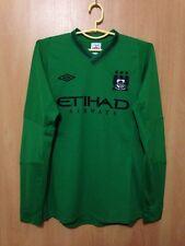 Manchester City Inghilterra 2012/2013 PORTIERE football shirt jersey Umbro