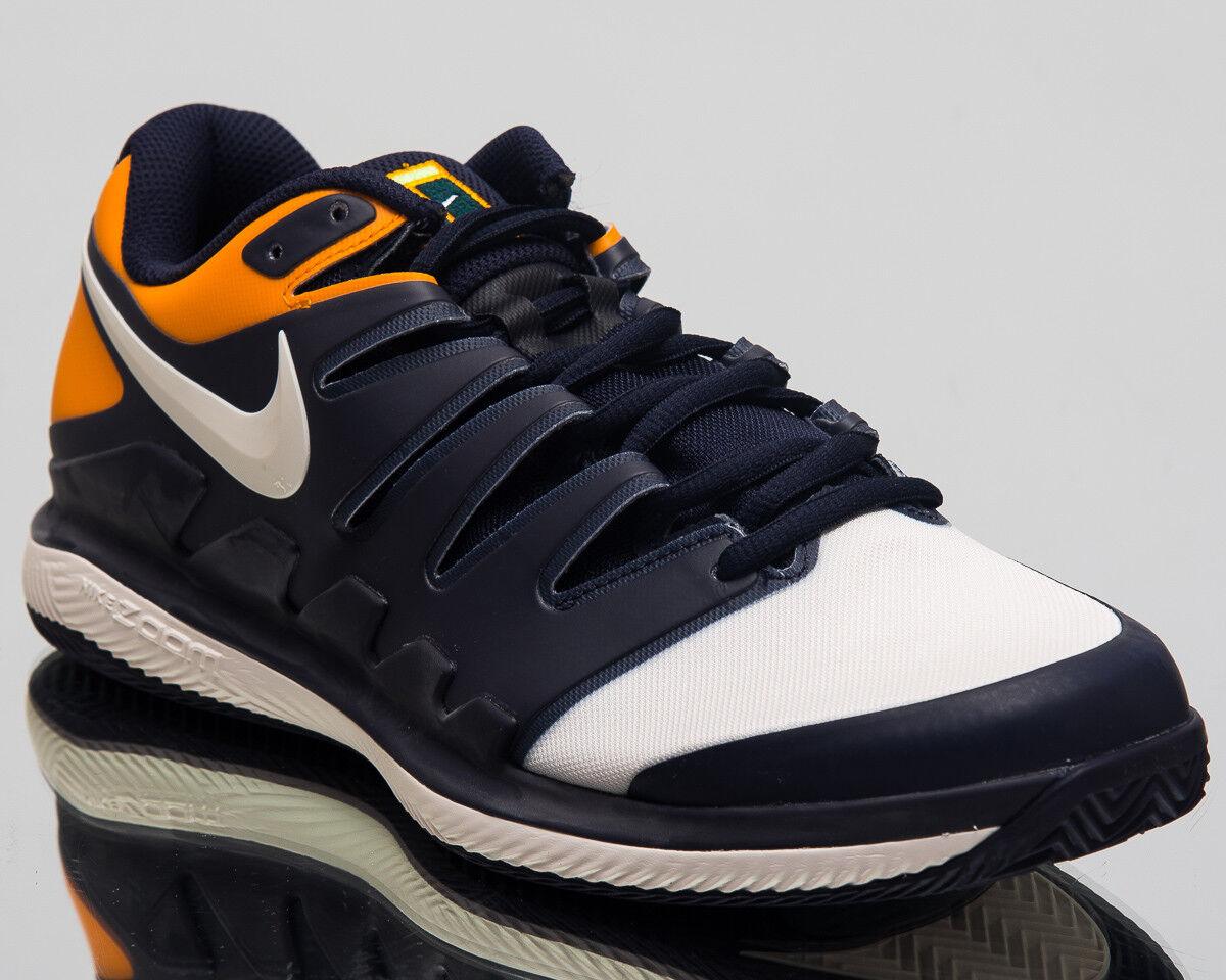 Nike air zoom vapor x tennis tennis tennis - schuhe blaue turnschuhe aa8021-400 geschwärzt 23950c