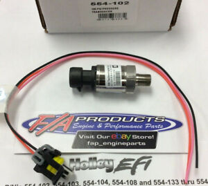 Holley 554-104 Fuel Pressure Transducer