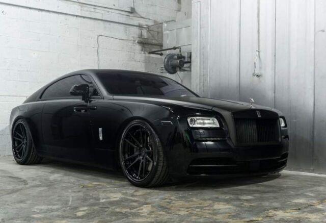 Rolls Royce Wraith Geist Luftfederung Evolution Tieferlegungssatz Verbindungen
