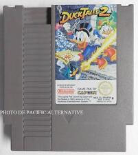 jeu DUCKTALES 2 sur nintendo NES -DL-FRA game spiel juego gioco disney capcom