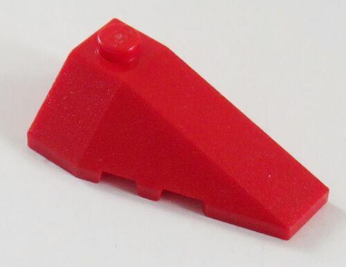 rot # 43711 2 Stück Ecke / Wedge 4 x 2 rechts LEGO