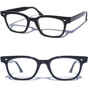 8d7917b49d88 Image is loading Slim-BLACK-Frame-Smart-Glasses-NERD-TEACHER-STUDENT-