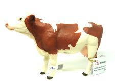 S20) PAPO (51165) Braunvieh  Kuh  Bauernhof Tierfiguren