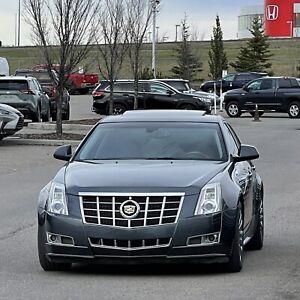 2012 Cadillac CTS 3.6L AWD Performance
