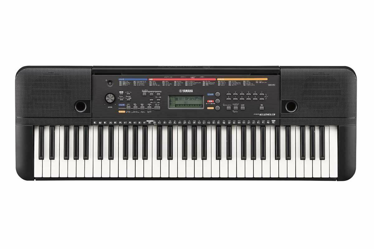 YAMAHA Electronic Keyboard Portaton PSR-E263   Keyboards   Musical Instruments