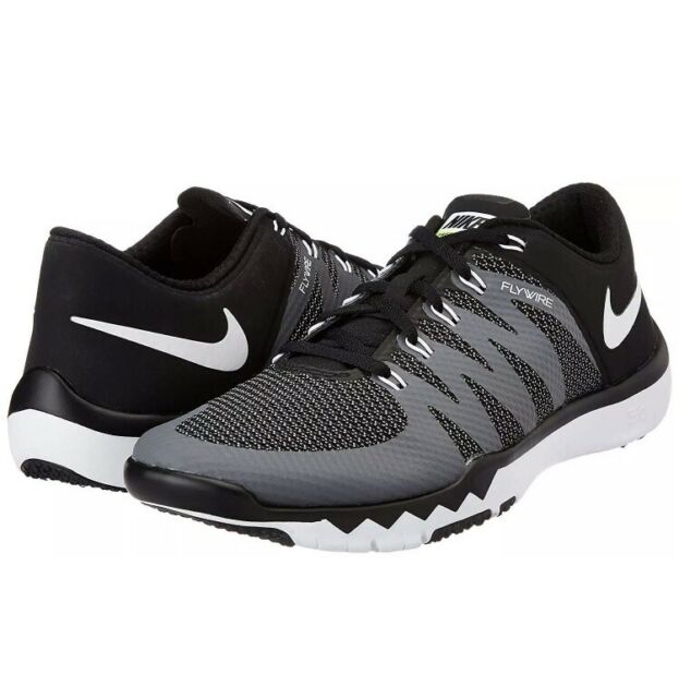 best loved 78c66 4de50 Nike Free Trainer 5.0 V6 Running Training Shoe Black Sz 11 (719922-010) Men