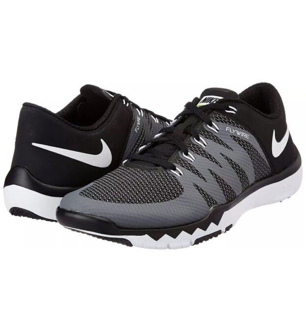 best loved 3e536 a4326 Nike Free Trainer 5.0 V6 Running Training Shoe Black Sz 11 (719922-010) Men