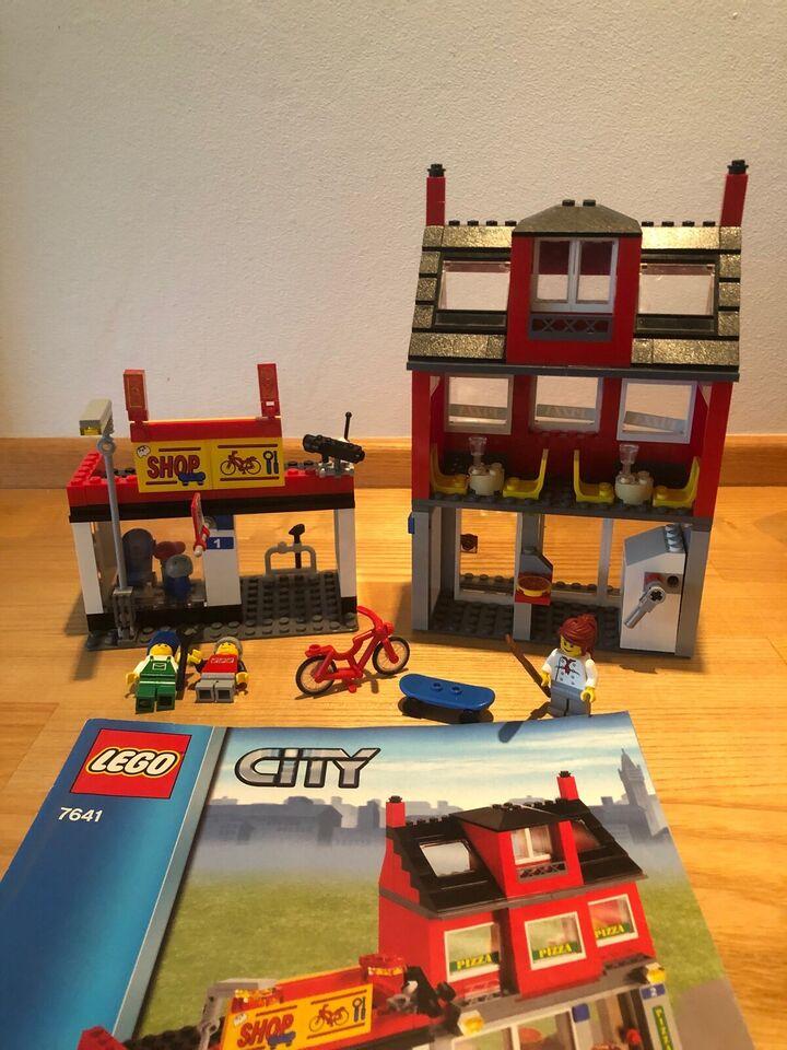Lego City, 7641