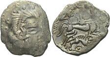 Kelten Gallien Armorica Coriosolites Billon Stater 150 - 50 #193