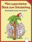 Buchstaben lernen von A bis Z von Christiane Krapp und Ina Hoffmann (2013, Taschenbuch)