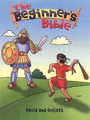 David and Goliath (Beginner's Board), DeVries, Catherine, Very Good Book